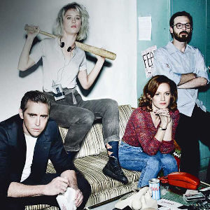 il cast di halt and catch fire