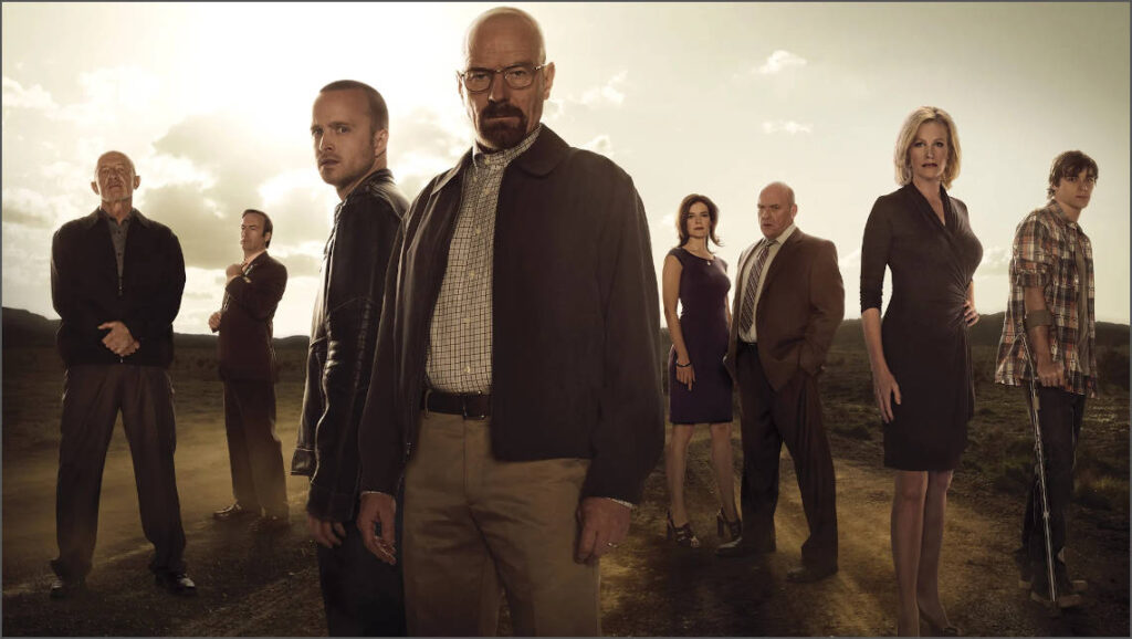 breaking bad serie tv netflix streaming