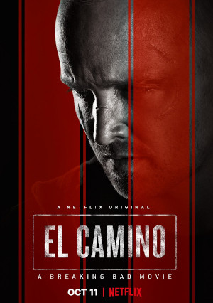poster el camino film breaking bad streaming netflix